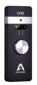 Apogee debuts new One audio interface and mic | iLounge News