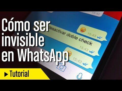 Cómo leer mensajes de WhatsApp sin abrirlos - YouTube