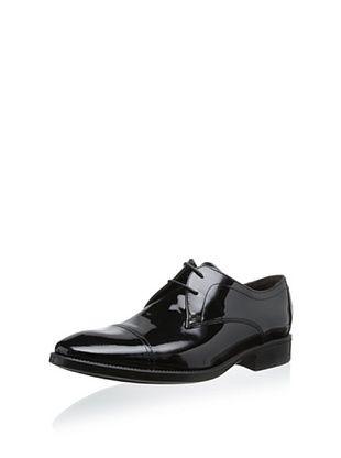 62% OFF Testoni Basic Men's Tuxedo Shoe (Nero)