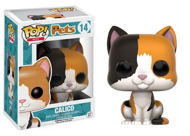 Pop! Pets: Calico
