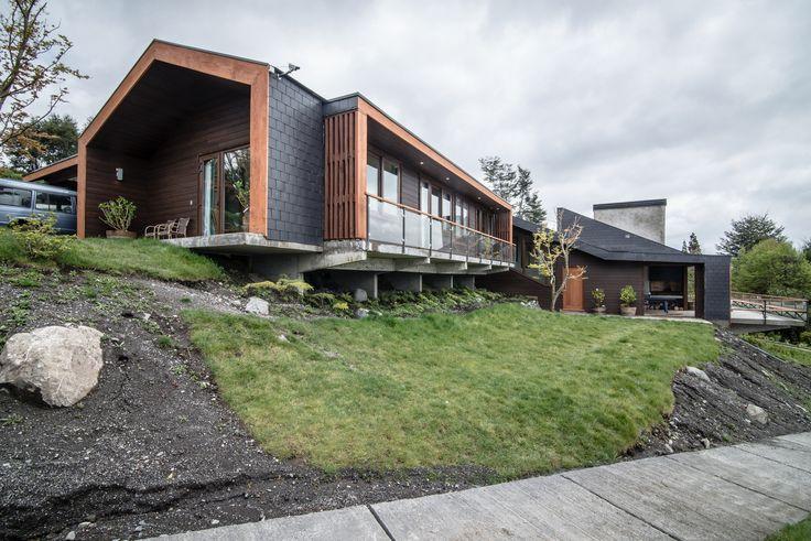 Casa en Villarrica - Chile.