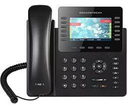 Grandstream GXP2170 GXP2170 GXP2170 оснащён двойным Гигабитным сетевым портом, который поддерживает максимально возможные скорости подключения. Обладает встроенным PoE и Bluetooth для синхронизации с мобильными устройствами и Bluetooth- гарнитурами, а так же возможность подключить/запитать до 4 последовательно подключённых модулей расширения с ЖК-дисплеем для возможности быстрого вызова/BLF до 160 контактов. GXP2170 так же оснащён до 48 цифровых экранных клавиш быстрого набора/BLF клавиш…