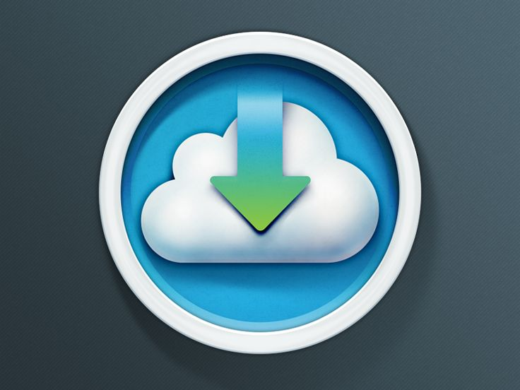 Download Installer Icon by Carlos Rocafort (Mountain View, CA)