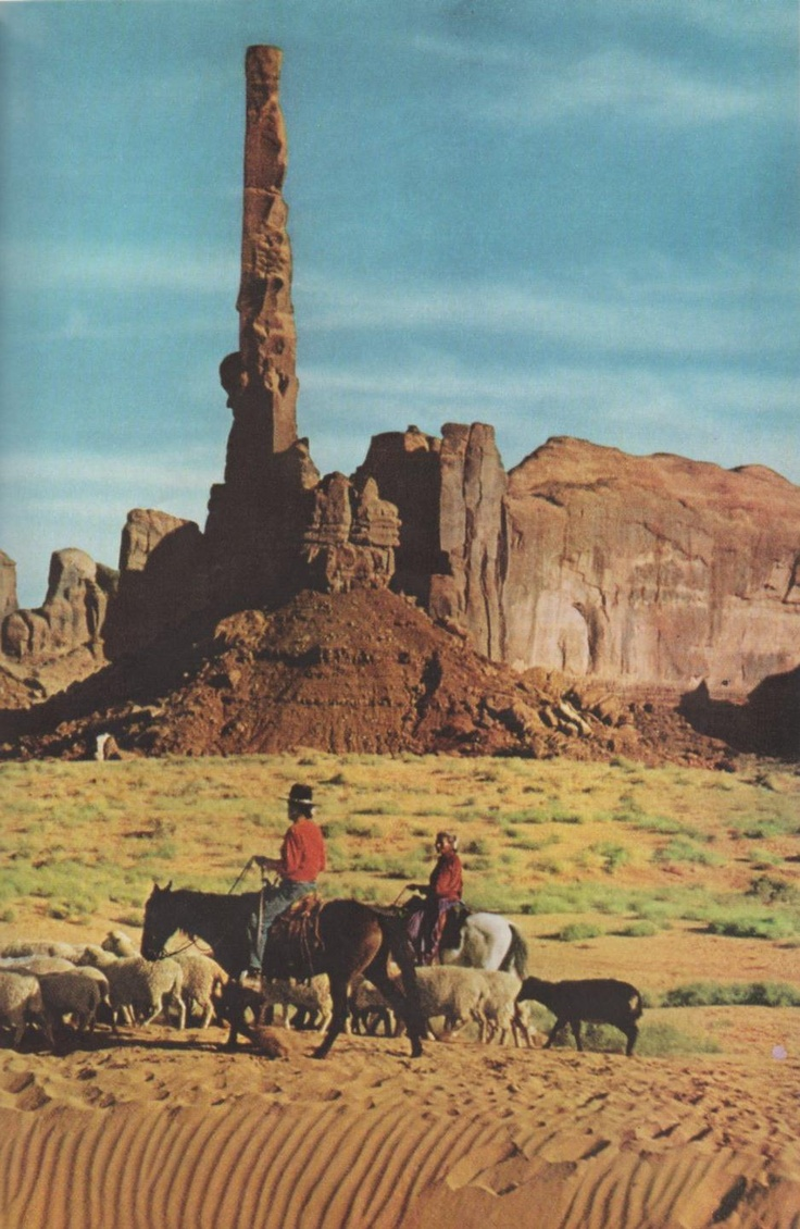 Navajo 1959. National Geographic  Photo by Charles W. Herbert