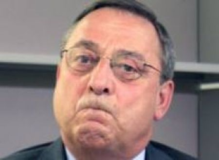 Maine Gov. Paul LePage is working really hard to earn the title of Most Loathsome Governor in America, which is a difficult task in a nation containing Rick Scott, Bobby Jindal, Chris Christie, Sam Brownback, and so many other worthy candidates. We're thinking his latest dick move, pushing a bill that would prevent Maine cities from setting a minimum wage higher than the state's minimum wage of $7.50 an hour, just might be the thing to make him stand out...
