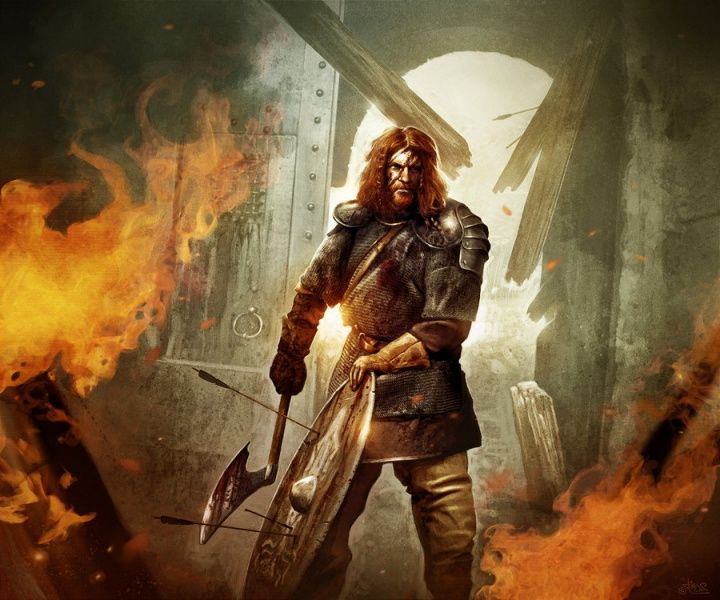 Andrik, better known as Andrik the Unsmilling, is an ironborn captain serving House Drumm. He accompanies Lord Dunstan Drumm to the Kingsmoot and is named the Drumm champion during the choosing. Later, after Euron Greyjoy is elected as King and the Shield Islands are taken, Andrik is made Lord of Southshield. Victarion Greyjoy sees this as part of Euron's plan to of remove the supporters of his rivals