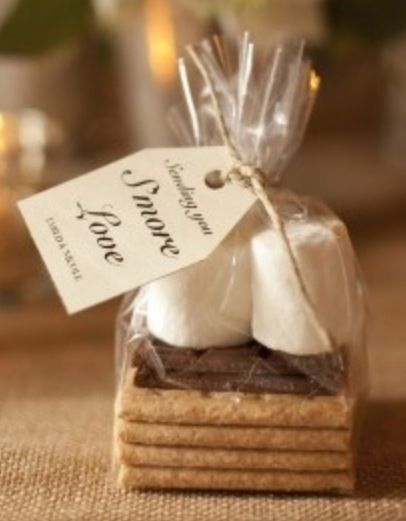 Diy Wedding Favors Think This Is Cute For A Fall