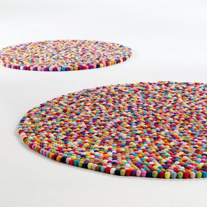 PINOCCHIO Teppich 200cm Bunt HAY Design