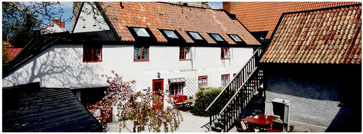 Hotell Visby || S:t Clemens på Gotland