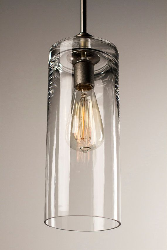 Edison Bulb Pendant Light Fixture Brushed Nickel By