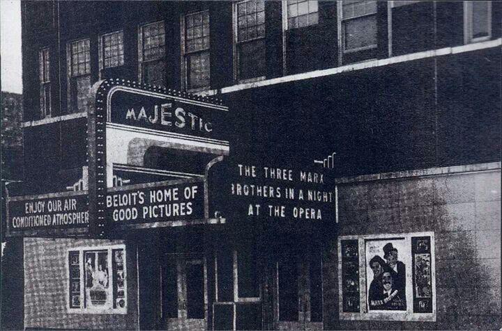 Majestic Movie Theater Beloit Wisconsin