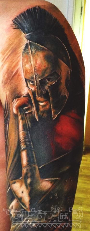 I'm not for tatoos but this one I like.