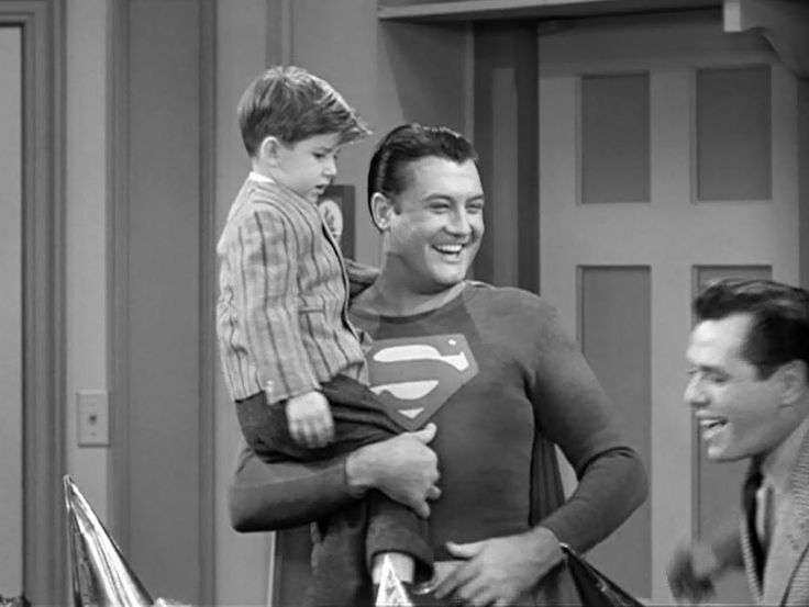 1000 images about george reeves on pinterest tv series for Who played little ricky in i love lucy