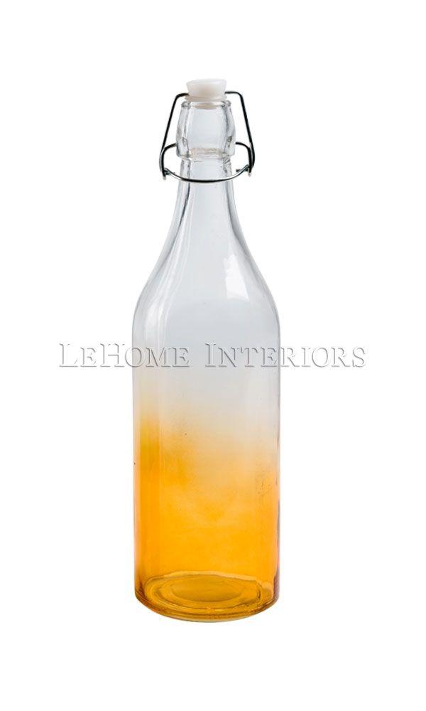 Бутылка декоративная V1170