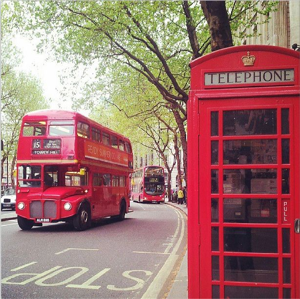 Congratulations Instagram user @amberrrjones for winning our Day 4 Challenge: Take a picture/instavid of a British landmark.