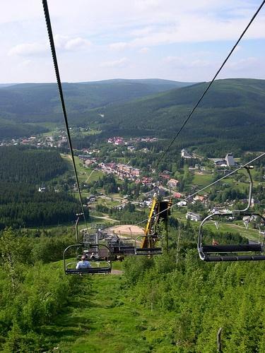 Harrachov ski area