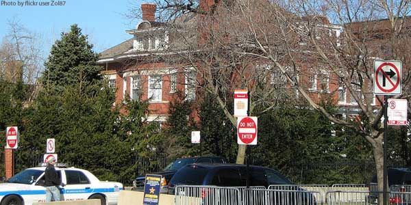 Barack Obamas House Chicago IL 5046 S Greenwood Ave Chicago, IL 60615