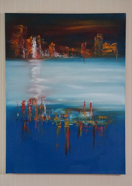 Buy Fantasy Reflections, Painting by Caroline Lowe on Artfinder. Discover thousands of other original paintings, prints, sculptures and photography from independent artists.
