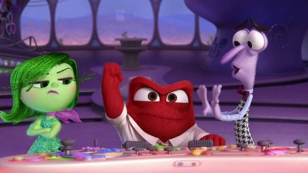 Funniest thing I've seen in a long time. Can't wait to see the movie! Sure to be another Disney/Pixar Classic.  Inside Out Trailer 2