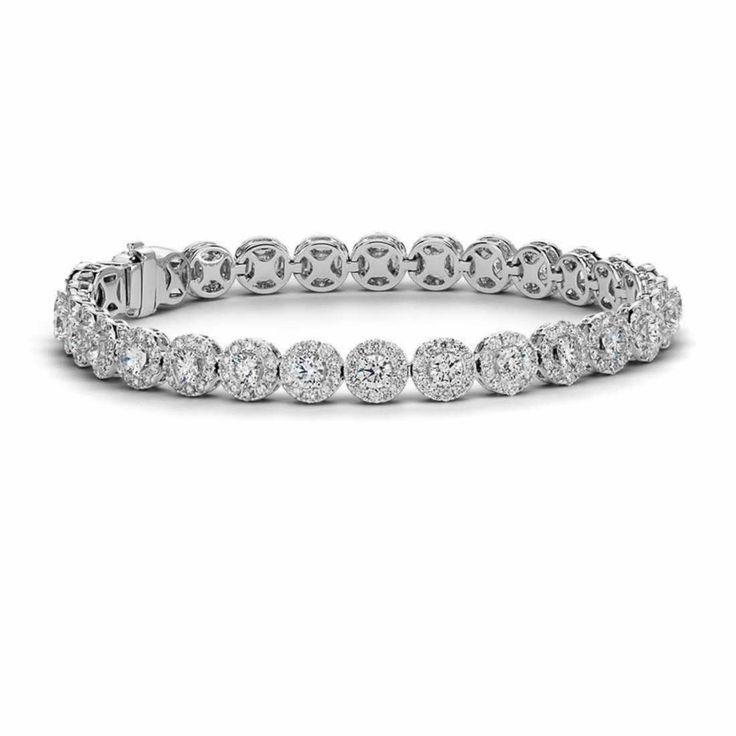 9 best Bracelets by the Diamond Channel images on Pinterest