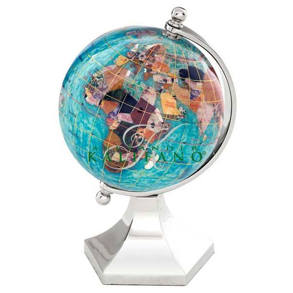 17 best images about gemstone globes on