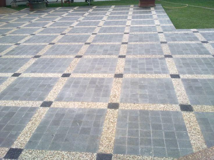 Material Lantai Carport