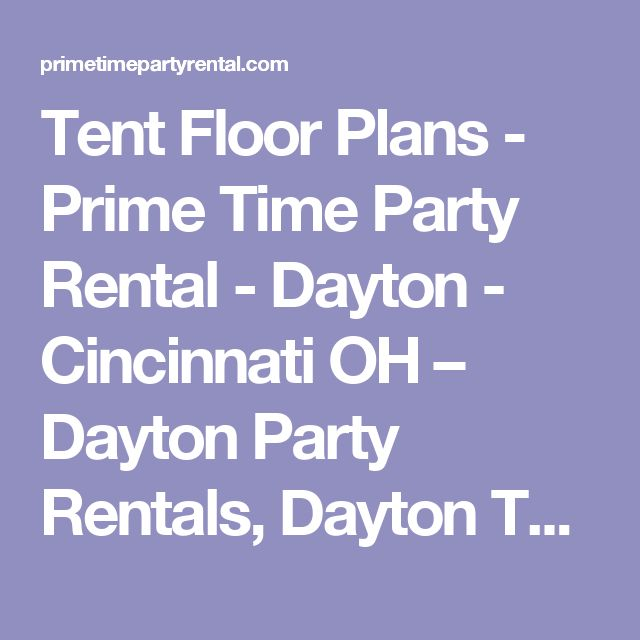 New  Cincinnati OH u Dayton Party Rentals Dayton Tent Rentals Wedding Accessories Linen Rentals Chair and Table Rentals China and Flatware Rentals