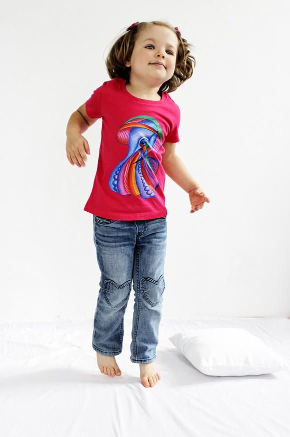Blondes & Diamonds ethical and ecological kids clothing