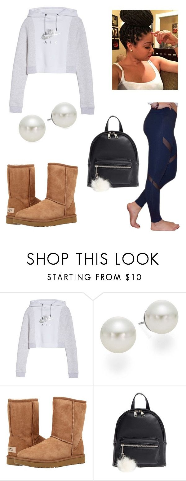 """Another day out"" by jam-vibes on Polyvore featuring NIKE, lululemon, AK Anne Klein, UGG Australia and BP."