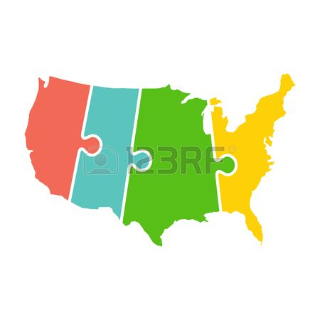 Best United States Map Ideas On Pinterest Usa Maps Map Of - Us map with time zones hightlighted
