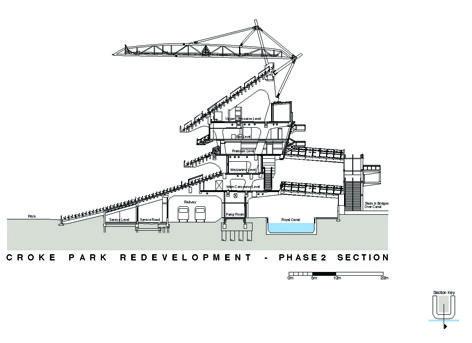 croke park stadium structure | Gilroy McMahon Architects: Croke Park Stadium, Dublin - Tesserae ...