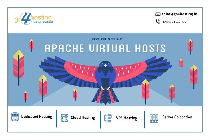 Go4hosting provides #Apache #Software - a free and open source software organization - have two web servers; Apache HTTP Server and Apache Tomcat.  #Go4hosting #Datacenter #Meghdoot