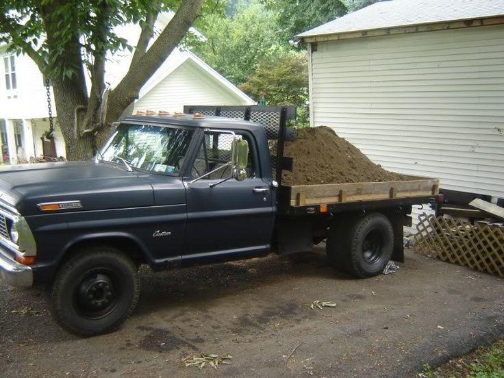 Ford Truck Pictures >> Cool flatbed | 1970 F350 | Pinterest | Ford trucks, Ford and 4x4