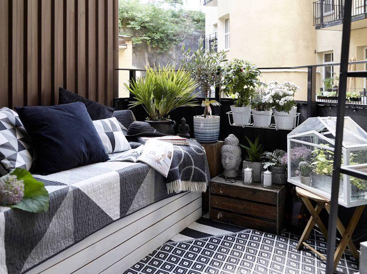 Missione balcone 10 idee da copiare una casa così