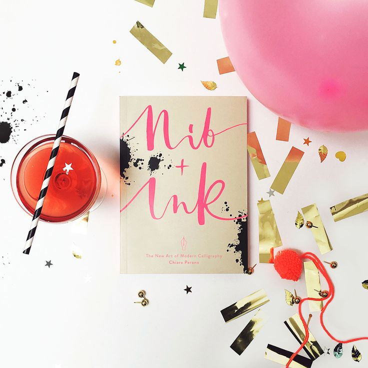 Play with type, get creative with letterforms and fall in love with handwriting again. Taking you letter by letter through the modern calligraphy basics.