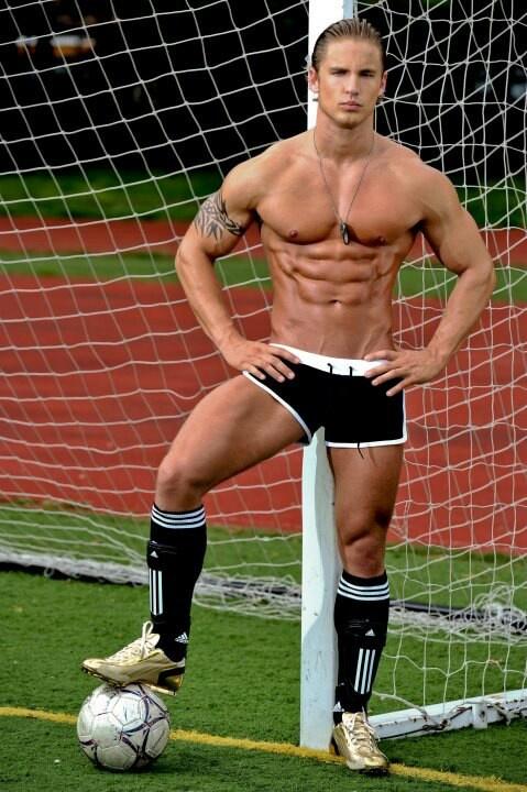 soccer socks and shorts porn