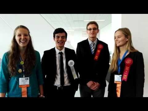 South African Intel ISEF 2015 winners - YouTube