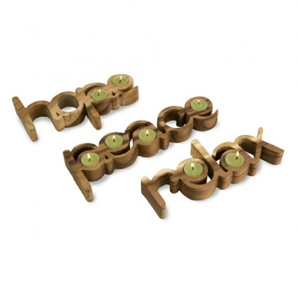 Wouldn't mind having these... They (sorta) fit the Asian theme that I love so well!: Events, Candle Holders, Peace, Woodcarved Tealight, Tealight Holders, Hope