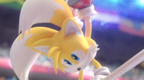"""Tails ~ Mario & Sonic At The London 2012 Oylmpic Games Screencap - Miles """"Tails"""" Prower Image (29936353) - Fanpop"""