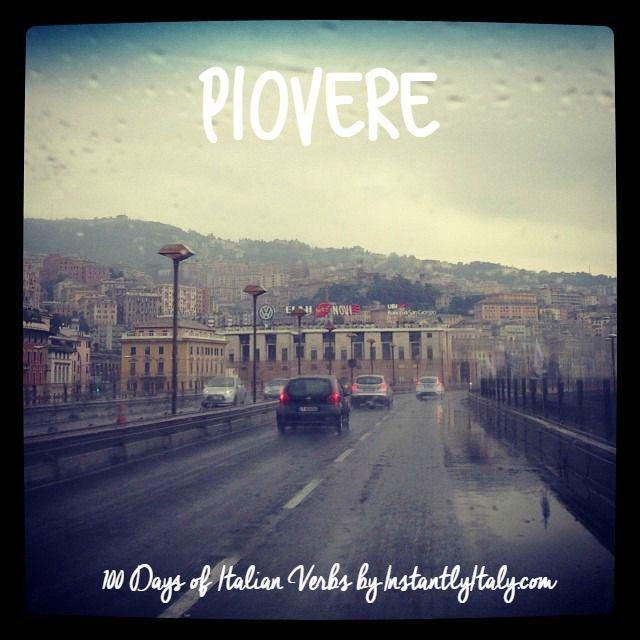 100 Days of Italian Verbs Project by instantlyitaly.com