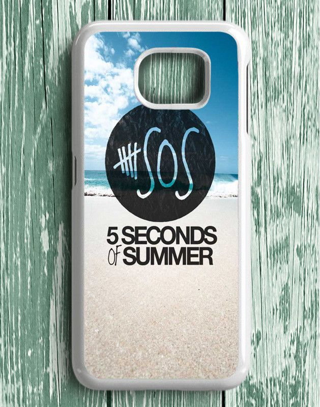 5 Second Of Summer Beach Samsung Galaxy S6 Edge Plus | Samsung S6 Edge Plus Case