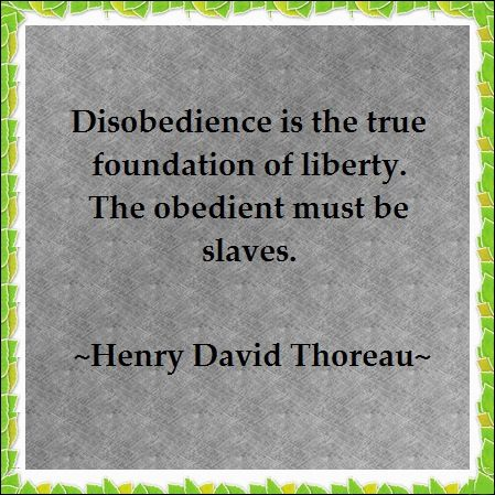 is civil disobedience justifiable essay Get custom essay sample written according to your requirements  while the  ends laid out by thoreau in walden and civil disobedience, and martin  to  light the potential dangers of the seemingly justified argument for civil  disobedience.