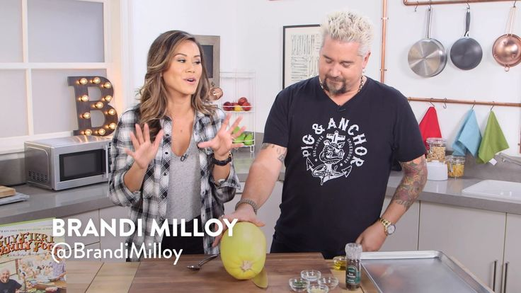 Guy Fieri's Killer Method For Dressing Up Spaghetti Squash: Despite knowing all of the best burger spots and pizza joints as seen on his Food Network show Diners, Drive-Ins and Dives, Guy Fieri's favorite place to eat and cook is at home with his family.