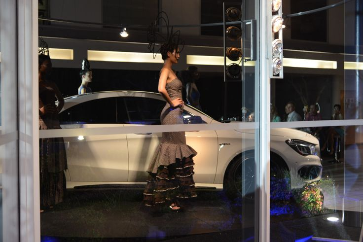 Mercedes-Benz Fashion Week Menlyn AMG Haute Fashion Experience. Visit us at http://www.mccarthymercedes-benz.co.za/