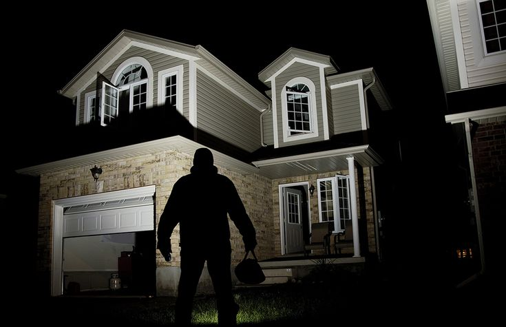 Home burglaries on increase as clocks go back - Smart Home Protection