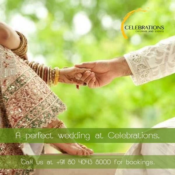 'Celebrations' is a Catering and Event Management Company that is run and managed by a group of highly qualified professionals with decades of experience in the hospitality industry.