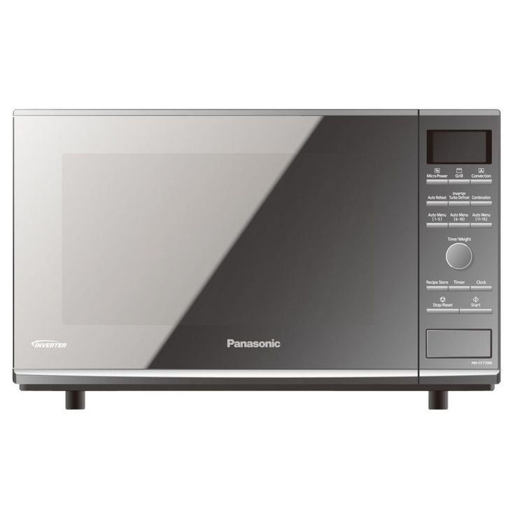 panasonic convection flatbed microwave oven 27l nncf770m - Panasonic Microwave Inverter