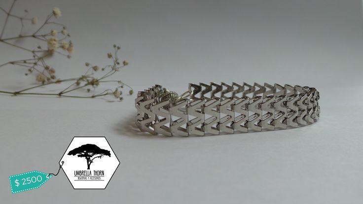 pulsera artesanal chile valparaíso valpo viña bisuteria accesorio umbrella thorn umbrellathorncl