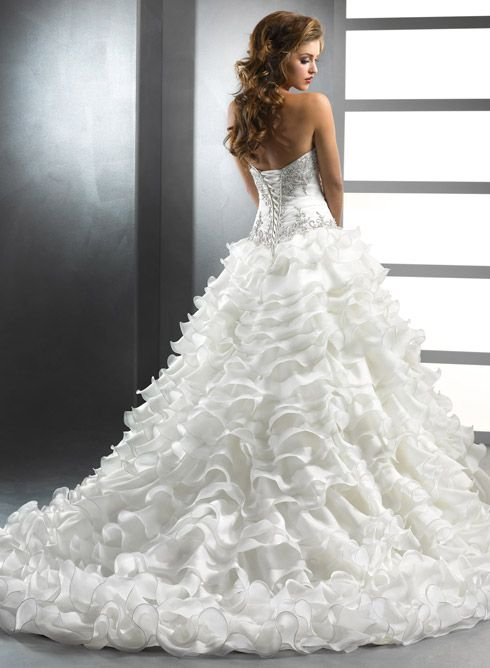 Large View of the Evangeline Bridal Gown