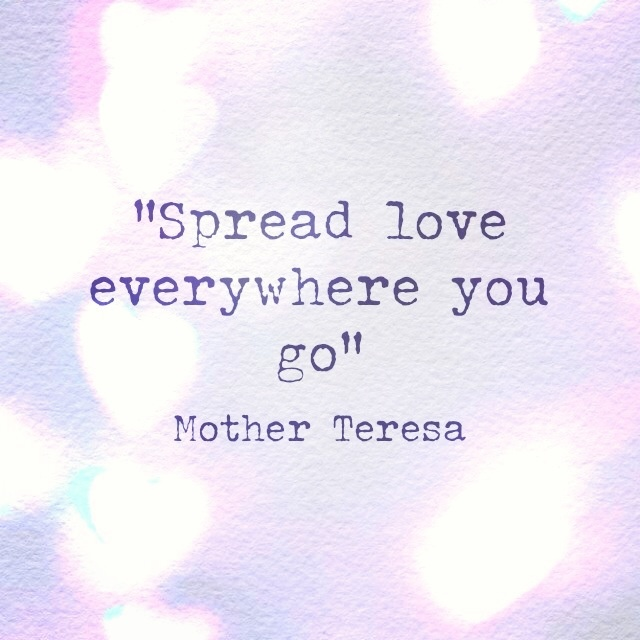 Spread Love Quotes: 30 Best Mother Teresa Images On Pinterest